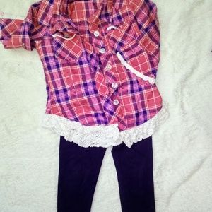 toddler pant set